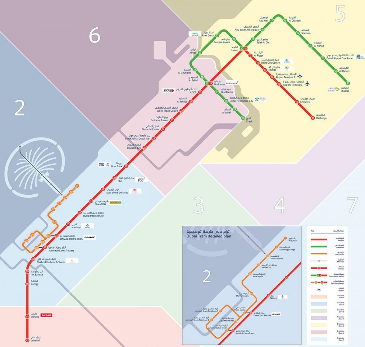 Harta Metrou Sacalatorim Ro